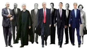 واکاوی تشابهات شخصیتی و سیاست های اجرایی حسن روحانی با گورباچوف