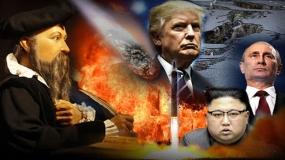 پیشگوئیهای نوسترآداموس درباره جهانی شدن انقلاب اسلامی ایران و علائم ظهور