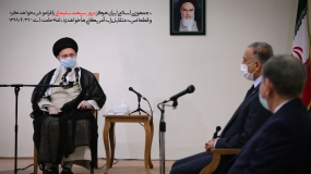 امام خامنه ای خطاب به مصطفی الکاظمی: ترور سردار سلیمانی را هرگز فراموش نمی کنیم
