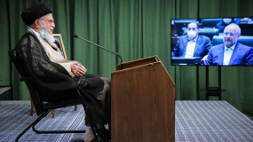 بیانات امام خامنه ای در ارتباط تصویری با نمایندگان یازدهمین دوره مجلس شورای اسلامی+صوت و نکته خوانی-22تیر99