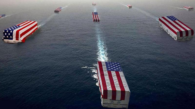 بررسی دلایل عدم امکان و توان مواجهه نظامی آمریکا با ایران توسط کارشناس ارشد اطلاعاتی آمریکا